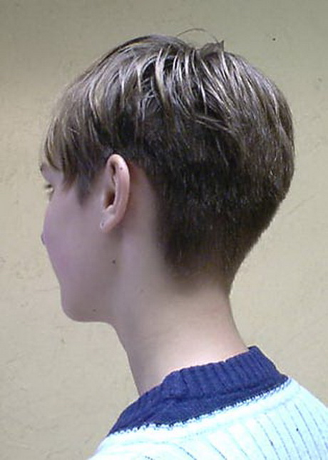 back of short pixie haircuts
