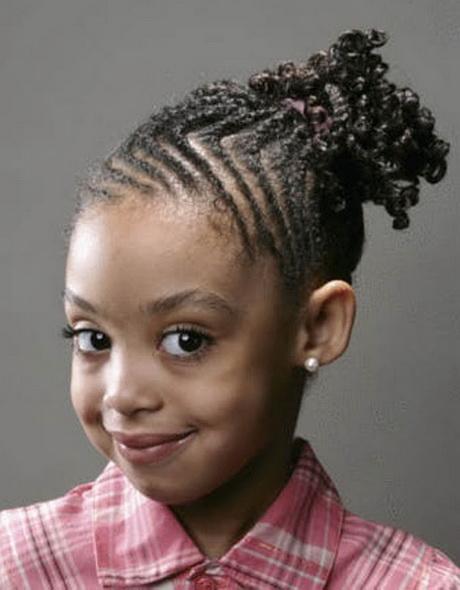 Black Kids Hairstyles Gallery