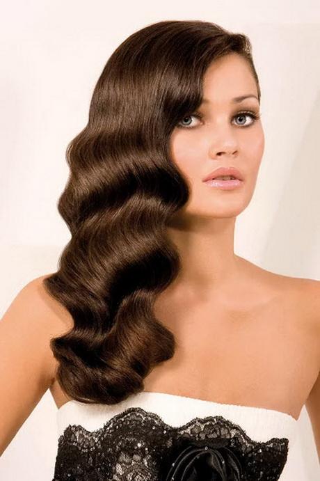 Bridal hairstyles long hair down