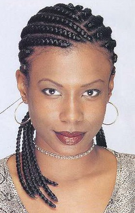 Hairstyles No Braids : Braid Hairstyles for Black Women  Black Women Hairstyles Pictures