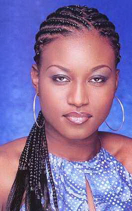 Alicia Keys Updo Hairstyles Cornrow hairstyles for...