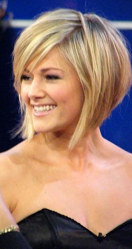 Cute short hairstyles for thin hair