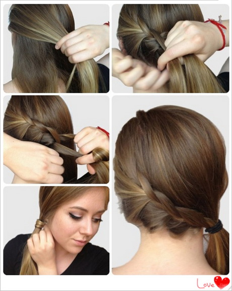 Daily Office Hairstyles For Medium Hair : Daily hairstyles for medium hair