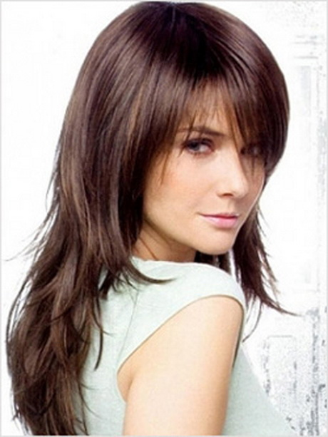 Different Styles Of Haircuts : Hairstyles For Medium Hair With Bangs 2017 - 2018 Best Cars Reviews