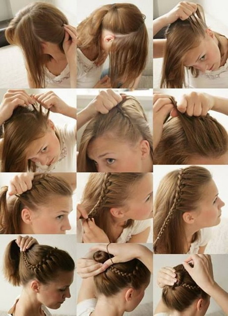 Easy hairstyles short hair perfect easy hairstyles to do on yourself with search results for short hair updo on pinterest solutioingenieria Image collections