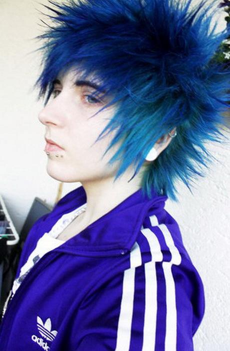 Emo Haircuts For Medium Hair Guys Hairstyle | GlobezHair