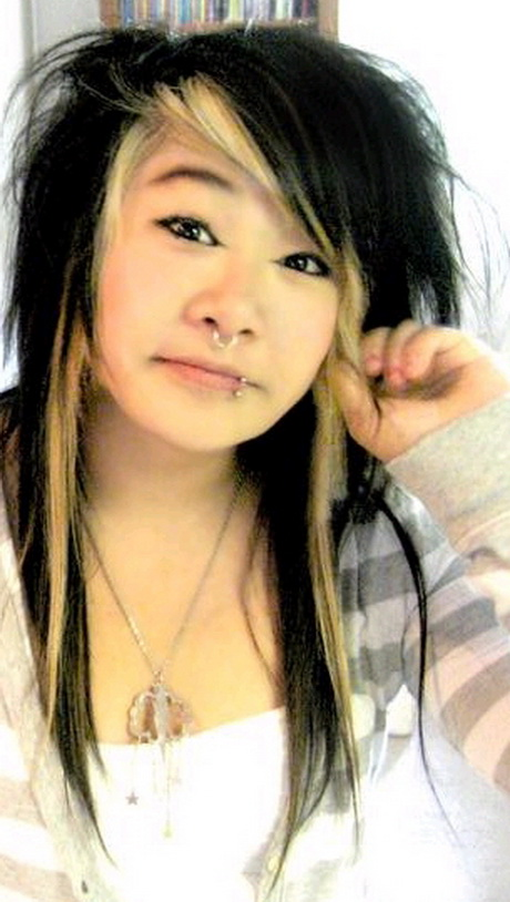 Hairstyles I like on Pinterest | Emo Hairstyles Layered