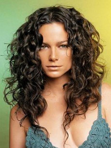 Укладка длинные вьющиеся волосы