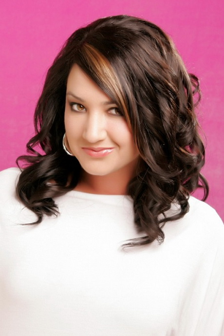 Hairstyles For Overweight Women