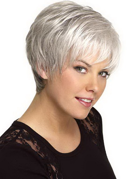15 Short Haircuts For Older Round Faces The Best Short ...