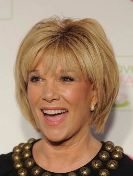 short curly hairstyles for women over 50 – Short hairstyles for
