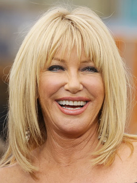 Hairstyles For Women Over 55