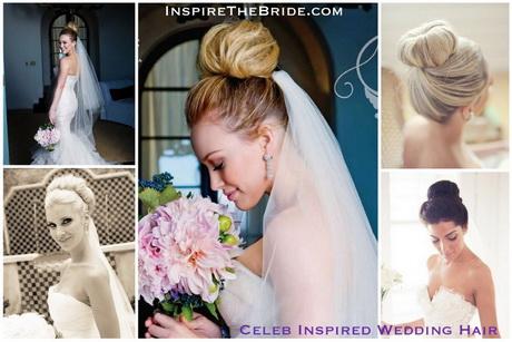 Hilary duff wedding hair bride hair on pinterest bride bun flower band and high updo hilary duff on pinterest junglespirit Image collections
