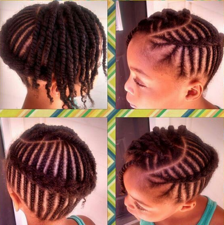 Braid And Natural Styles For Kids Top Hair Style Model