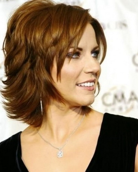 Short Hair Styles For Women Over 50 | Messy Hairstyles for