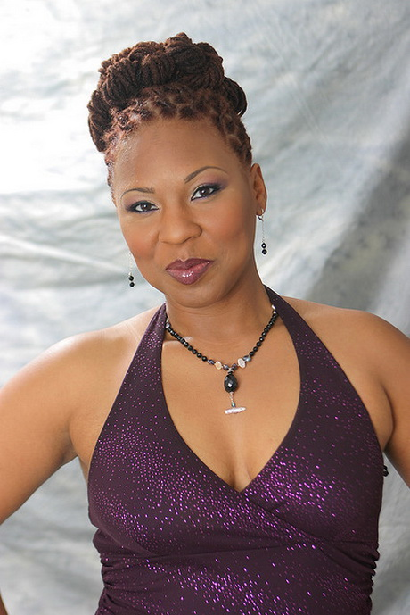 Black Female Natural Hairstyles