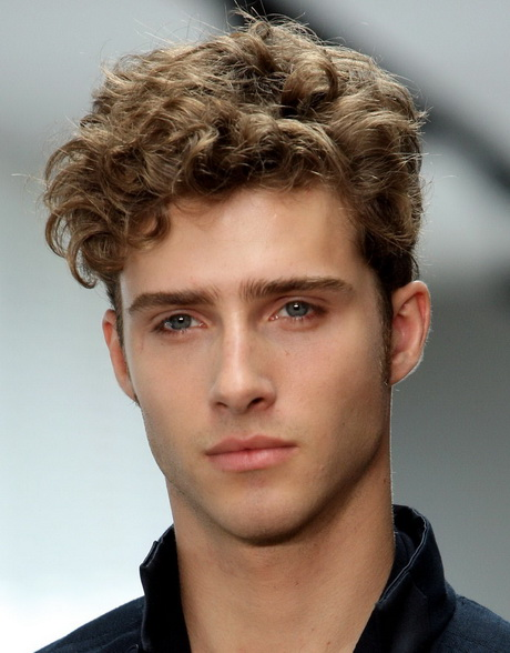 Short Curly Hairstyles For Guys Hairstyle Ideas And Reference