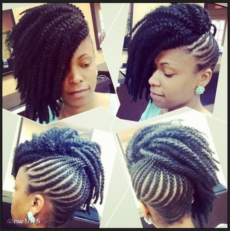 Natural Hair Braid Styles – Hair Style 2015
