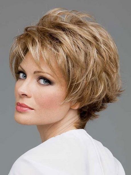 Photos short hairstyles women over 50