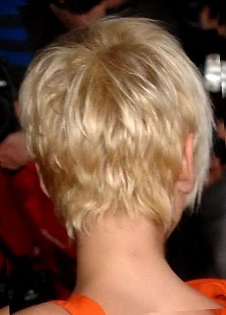 Pixie Haircut Back Of Head