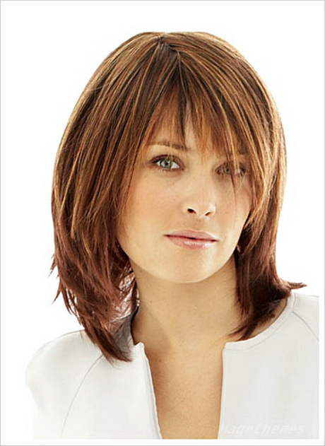 sassy hairstyles for medium length hair : Medium length haircuts on Pinterest Medium Length Bobs Medium