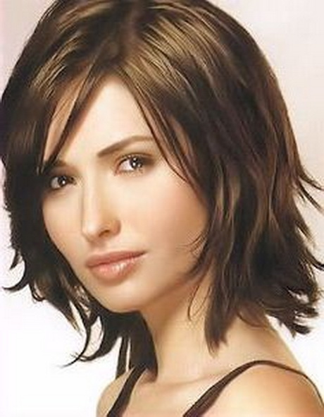 sassy hairstyles for medium length hair : Sassy medium length haircuts