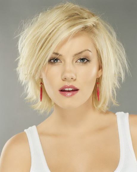 y short hairstyle