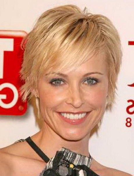 Ladies Short Hairstyles for Fine Hair