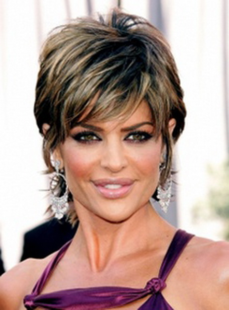 Hairstyles and Haircut for Women Over 50 with Glasses | Fashion