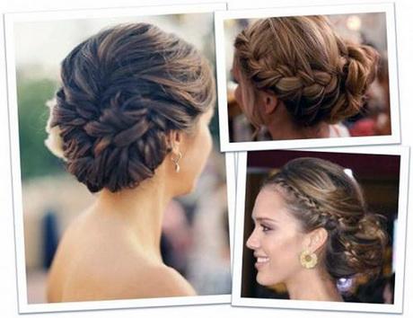 Short hair wedding updos wedding hair bun impian wedding trends 2015 junglespirit Images