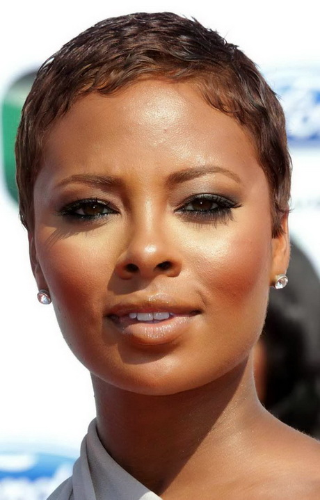 Very Short Hairstyles For Black Women With Round Faces – Women