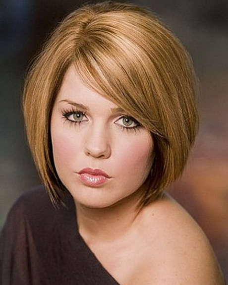 Medium Length Haircuts For Thick Hair And Round Faces : Short hairstyles for thick hair and round face