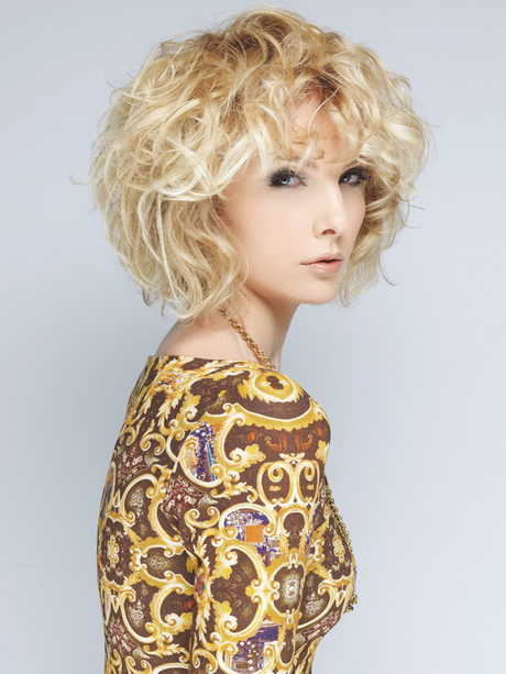 Hairstyles Curly Hair Perms besides Older Women Hairstyles Short Hair ...