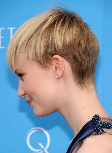 Short Pixie Haircuts Back Of Head