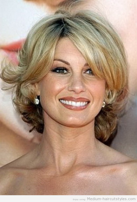 Medium Length Hairstyles for Women Over 50 Photos : 2015 info haircuts