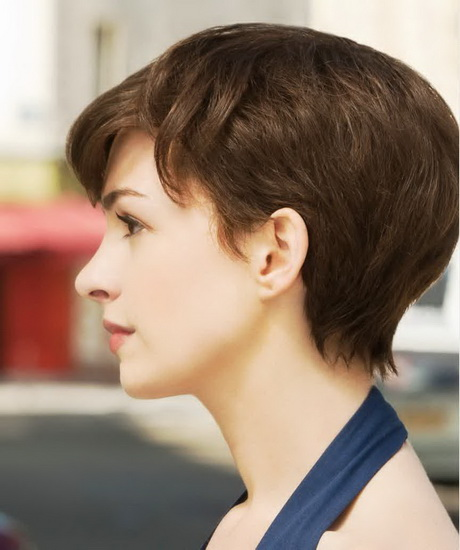 pixie haircut side and back view side and back view of pixie haircuts