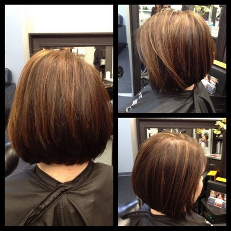 18 Super-Hot Stacked Bob Haircuts: Short Hairstyles for Women 2015