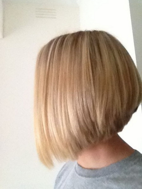 Shoulder Length Stacked Bob | Hairstyles 2015 Top All Hairstyles.