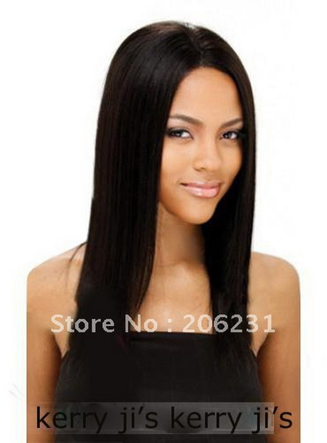 Straight Weave Hairstyles For Black Women