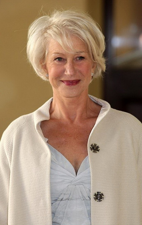 60 Trendy New Winter Fashion Styles: Stylish Short Haircuts For Women Over 60