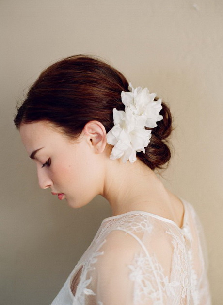 Wedding hair flower accessories junglespirit Image collections