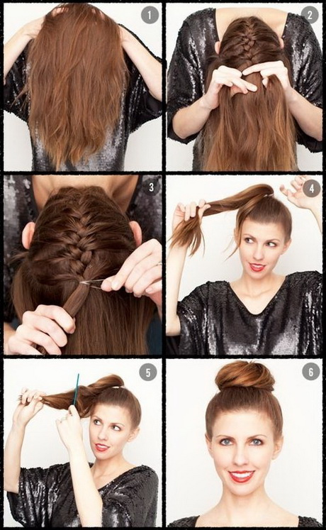 Do it yourself prom hairstyles wedding guest hairstyles wedding party hairstyles 2015 hairfay 28 gorgeous diy solutioingenieria Choice Image