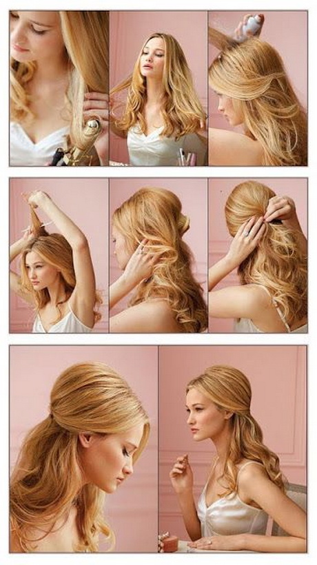 Do it yourself prom hairstyles diy wedding hairstyles down mark and scott solutioingenieria Gallery
