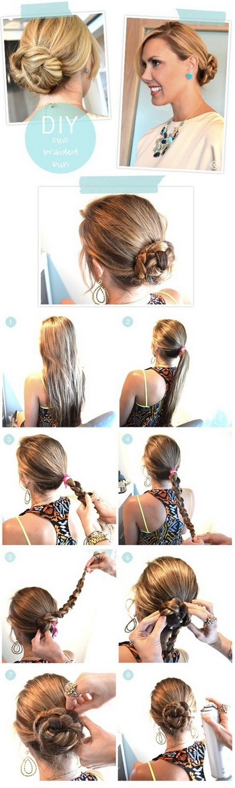 Easy do it yourself hairstyles for long hair step by step hairstyles for long hair long hairstyles ideas quick and easy diy hairstyle solutioingenieria Choice Image