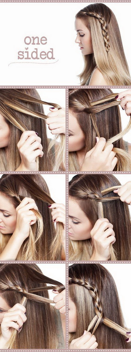 Easy do it yourself hairstyles for long hair creative hairstyles that you can easily do at home 27 pics solutioingenieria Choice Image