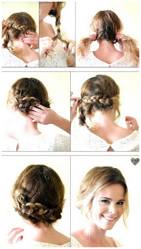 Easy do it yourself prom hairstyles formal updos you can do yourself hairstylez hairstyles coiffures on pinterest tuto coiffure short curly solutioingenieria Image collections