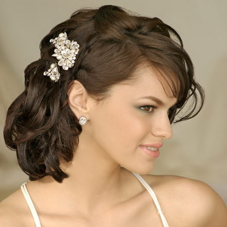 Formal hairstyles for medium length hair