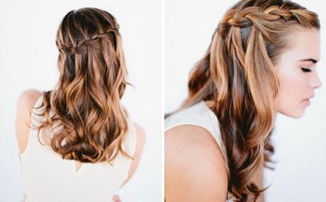 Fun easy hairstyles for long hair