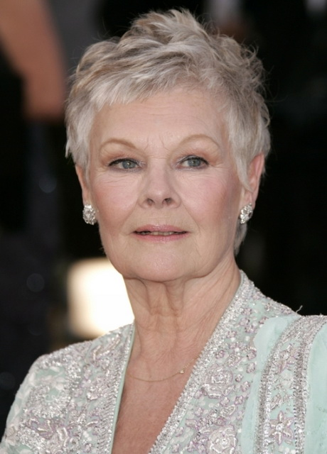 Images short hairstyles older women