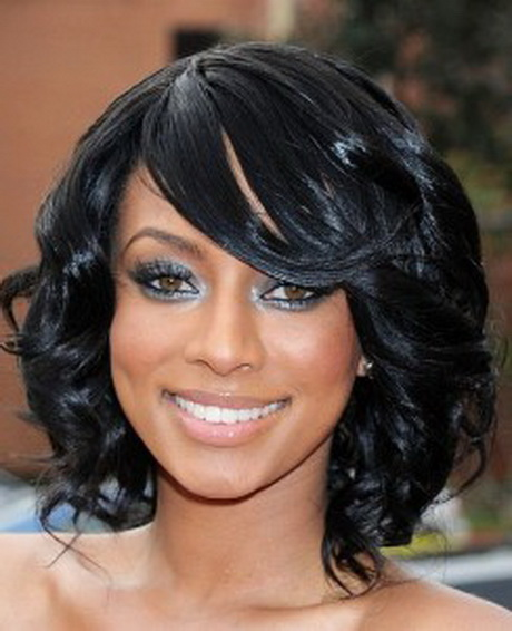 Medium hairstyles black women
